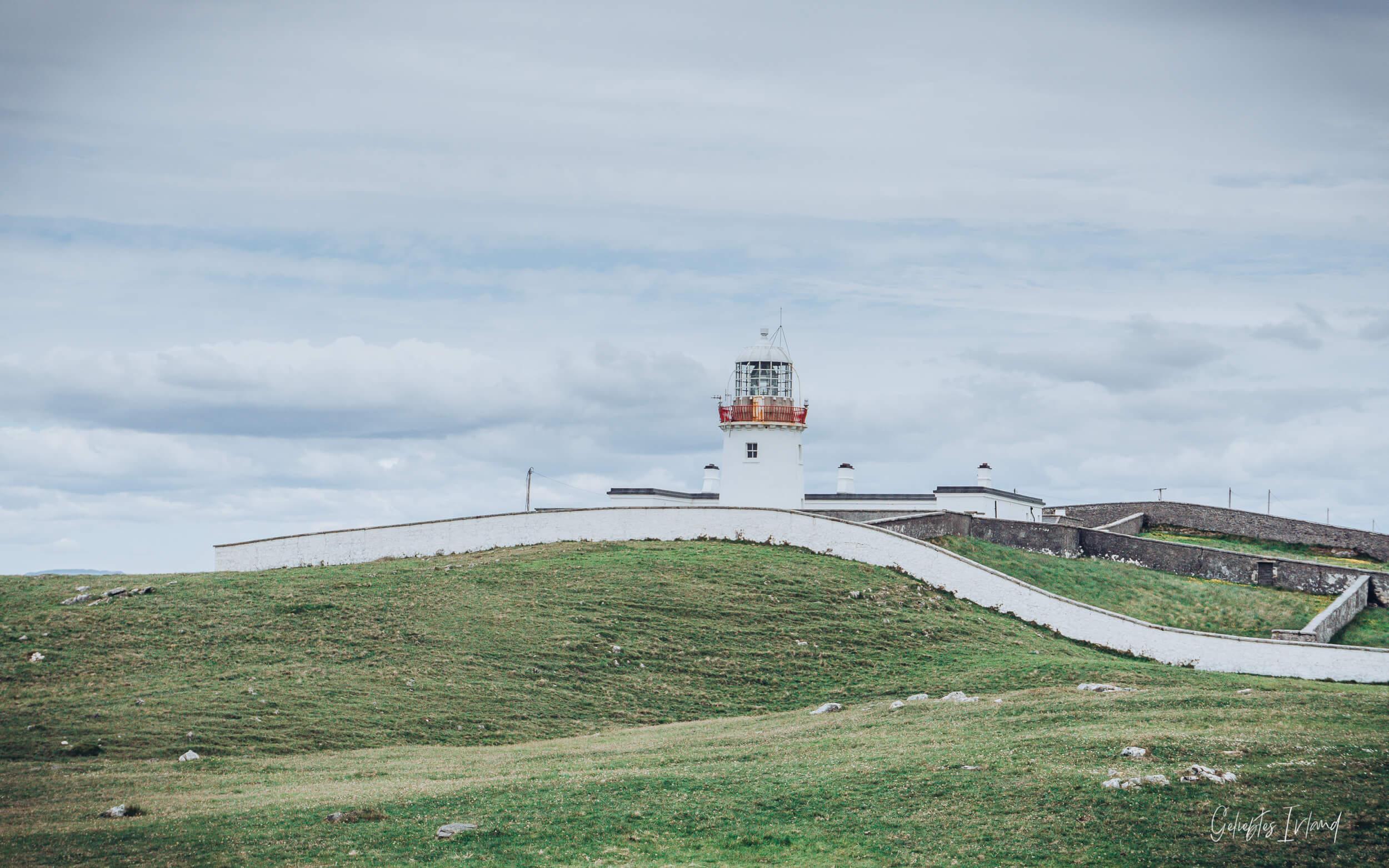 Leuchtturm St Johns Point von geliebtes Irland